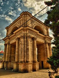 Trijumfalna kapija u Kišinjevu
