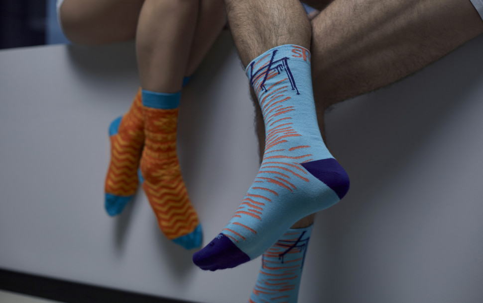 Čarape izašle iz raja
