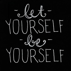 let-yourself