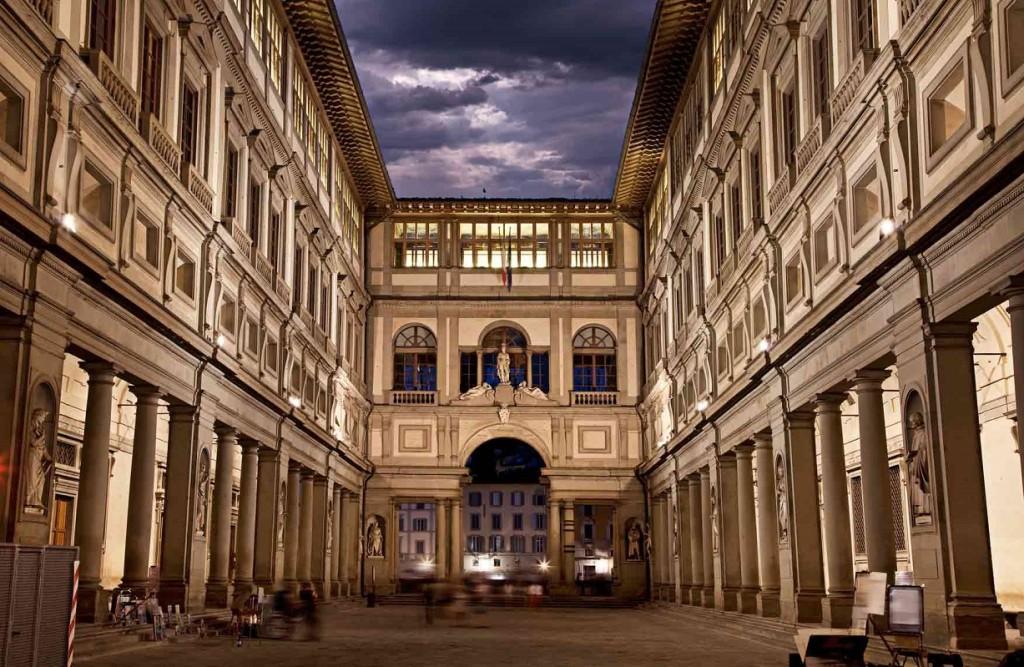 Uffizi-Florence