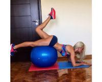 Zategnite celo telo – Diana Morić
