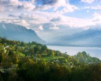 Švajcarska – raj među Alpima