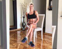 Jedna stolica za savršen trening! – Diana Morić