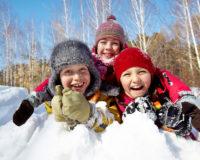 Pet zimskih aktivnosti u kojima će vaša deca uživati
