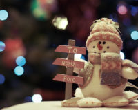 Gde tačno živi Deda Mraz?