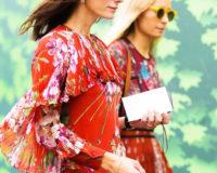 6 novih načina da nosite cvetne dezene