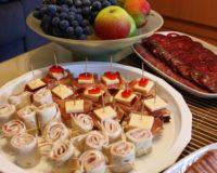 Napravite sami hranu za kućnu žurku!