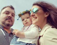 Tijana Gojković – Dve ćerkice za dve godine!
