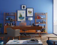 Uredite svoj radni prostor kod kuće – napravite sebi mesto za uživanje u radu