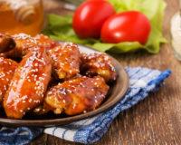 Za ljubitelje azijske kuhinje – medena piletina