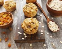 Recept za zdrav i ukusan doručak – Čoko mafini sa ovsenim pahuljicama!