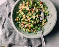 Savršen obrok za poneti – kvinoja salata!