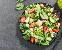 Isprobajte sasvim drugačiji recept za ukusnu obrok salatu sa piletinom!