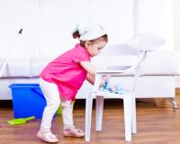 Zašto bi vaša deca trebalo da rade kućne poslove